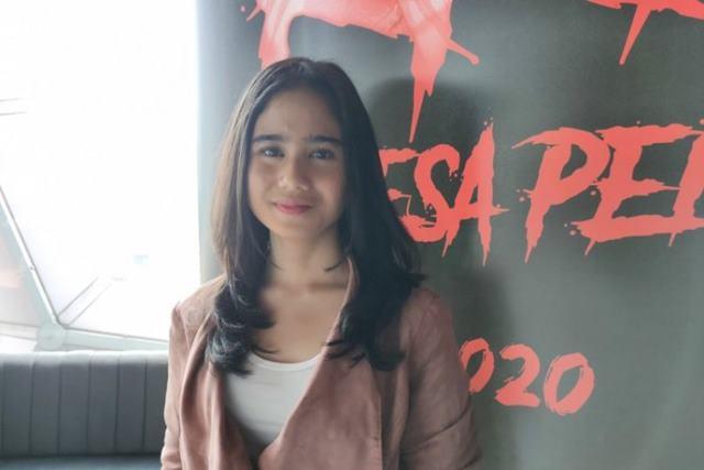 Tissa Biani Belajar Tarian Tradisional Demi 'KKN di Desa Penari'