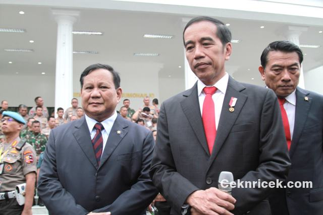 Menhan Prabowo Ajak Bangun Pertahanan Semesta