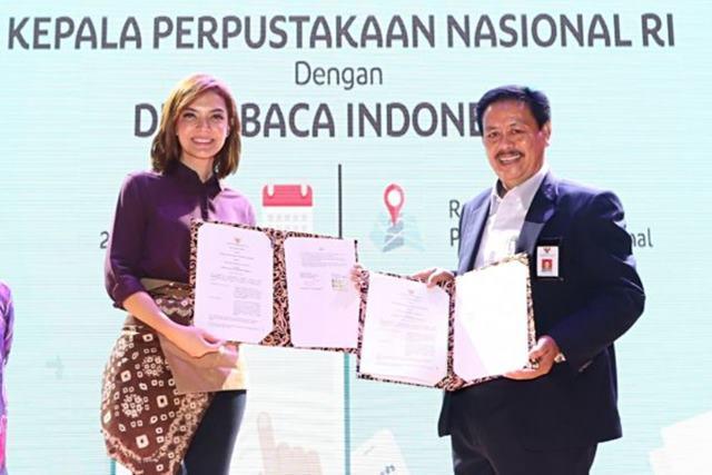 Perpusnas Sebut Minat Baca Masyarakat Indonesia Meningkat