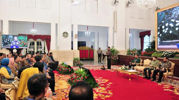 Presiden Minta Menkes Perketat Pengawasan untuk Cegah Penularan Virus Korona