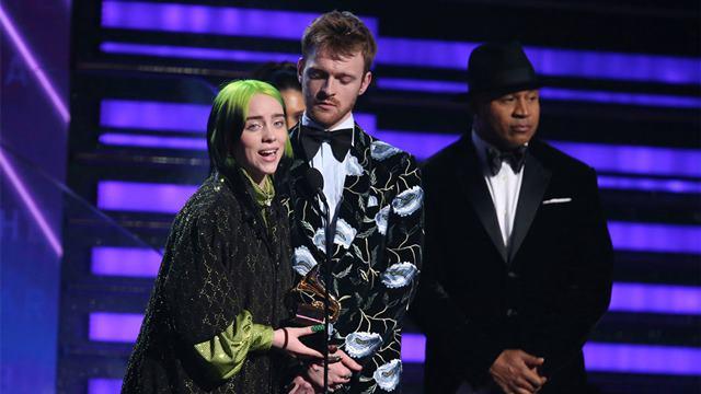 Billie Eilish Pemenang Termuda Grammy Awards 2020