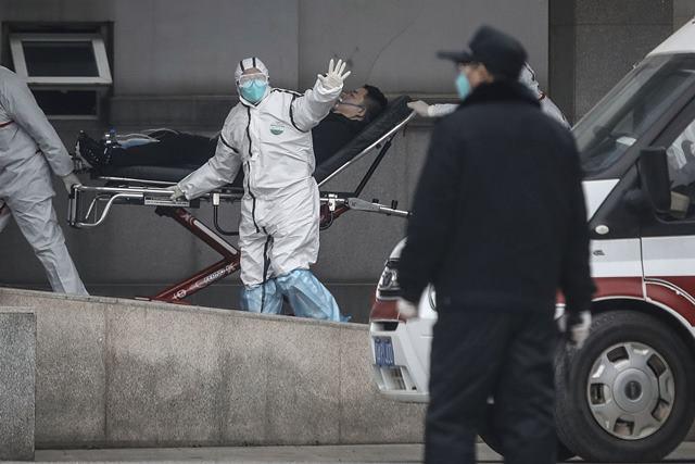 WHO: Kasus Infeksi Virus Korona Terus Bertambah