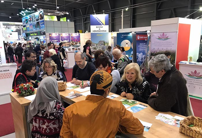 Paviliun Indonesia Kembali Hadir di Holiday World di Praha
