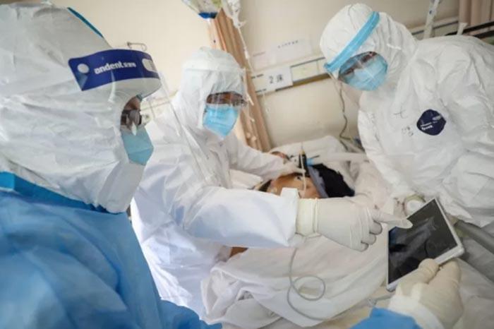 Direktur RS Wuhan China Meninggal Akibat Korona
