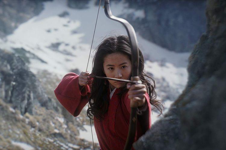 Tampilkan Adegan Kekerasan, 'Mulan' Raih Peringkat PG-13