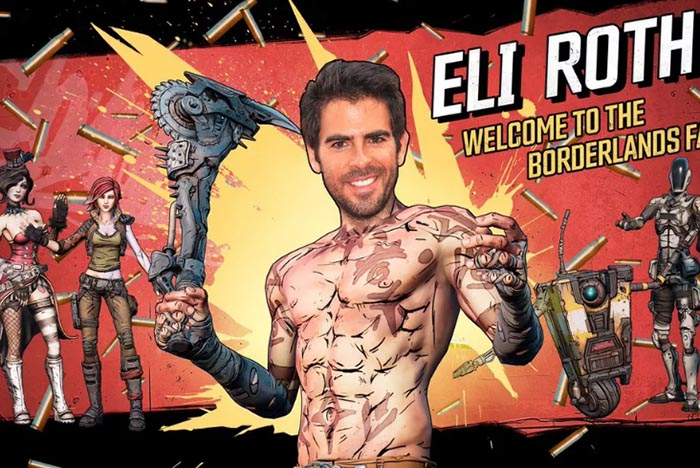 "Eli Roth Bakal Adaptasi Video Game ""Borderlands"" ke Film"