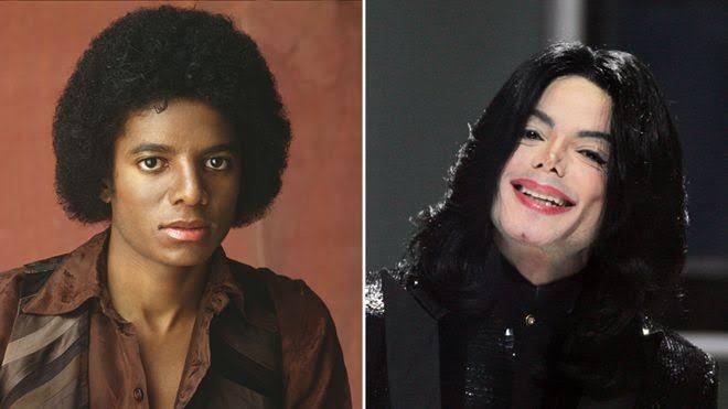 Ternyata Michael Jackson Selama Ini Pakai Wig