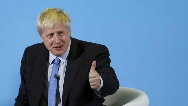 PM Inggris Dilarikan ke Rumah Sakit