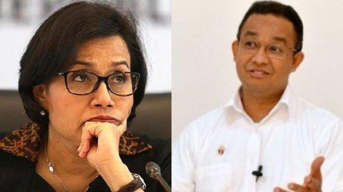 Anies Tagih Dana Bagi Hasil, Ini Jawaban Sri Mulyani