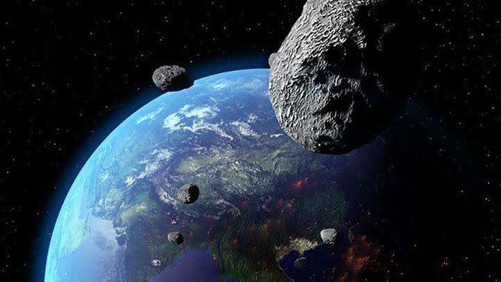 LAPAN: Asteroid 1997 BQ Dekati Bumi Jelang Idul Fitri 2020