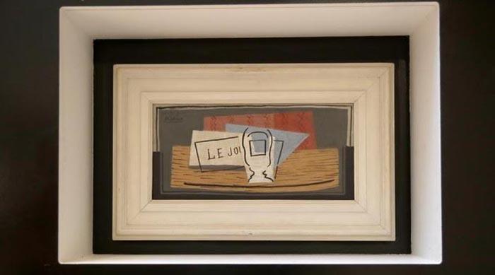 Lukisan Picasso Ini Dijual Rp 1,6 Juta