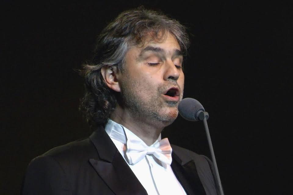 Andrea Bocelli Sempat Idap Covid-19