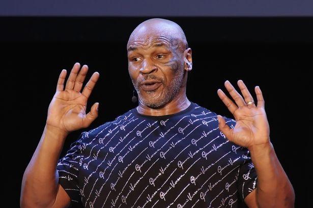 Cerita Mike Tyson Tak Ditilang Meski Teler