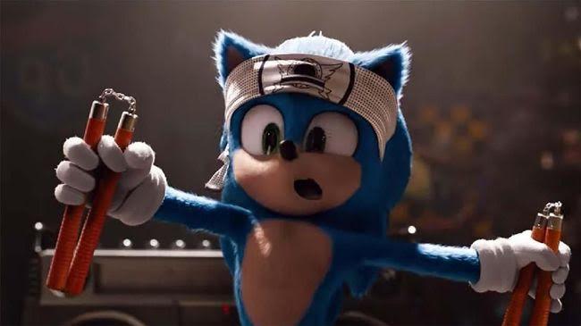 Digarap Paramount, 'Sonic the Hedgehog' Bakal Dibuat Sekuel