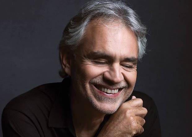 Ini Alasan Andrea Bocelli Baru Ngomong Setelah Sembuh Covid-19
