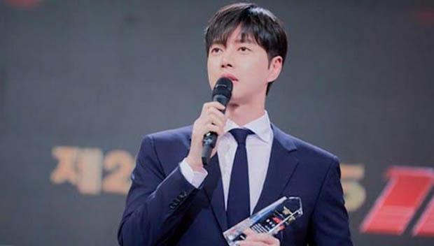 Jadi Relawan,Park Hae Raih Penghargaan