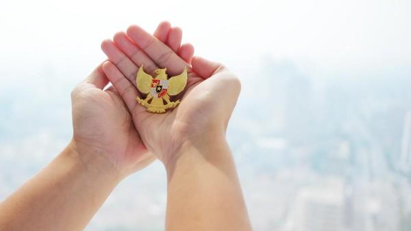 Hari Lahir Pancasila Mensos Ajak Kaum Muda Gotong Royong Hadapi Covid-19
