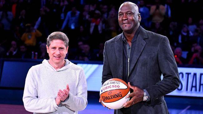 Michael Jordan Kecam Rasialisme di AS