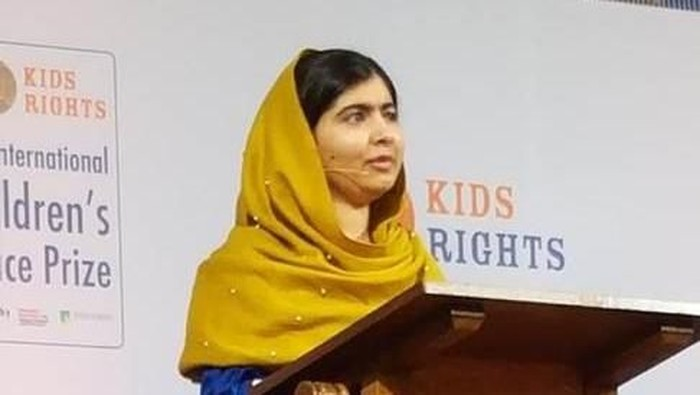 Malala Yousafzai Raih Gelar Sarjana di Inggris