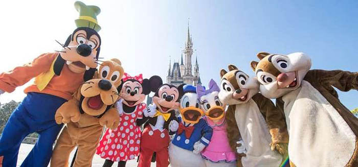 Disneyland dan DisneySea Tokyo Kembali Dibuka untuk Pengunjung