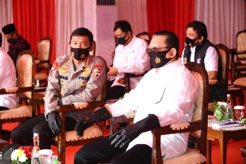 Bamsoet: Jihad Melawan Narkoba Tidak Boleh Berhenti