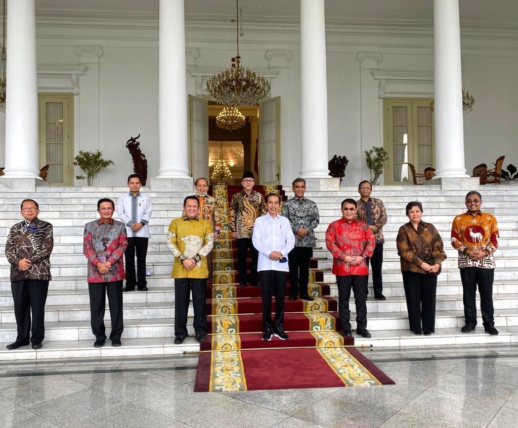 Bamsoet: Tentang Isu Reshufle, Presiden Joko Widodo Ingin Kinerja Kabinet Lebih Efektif