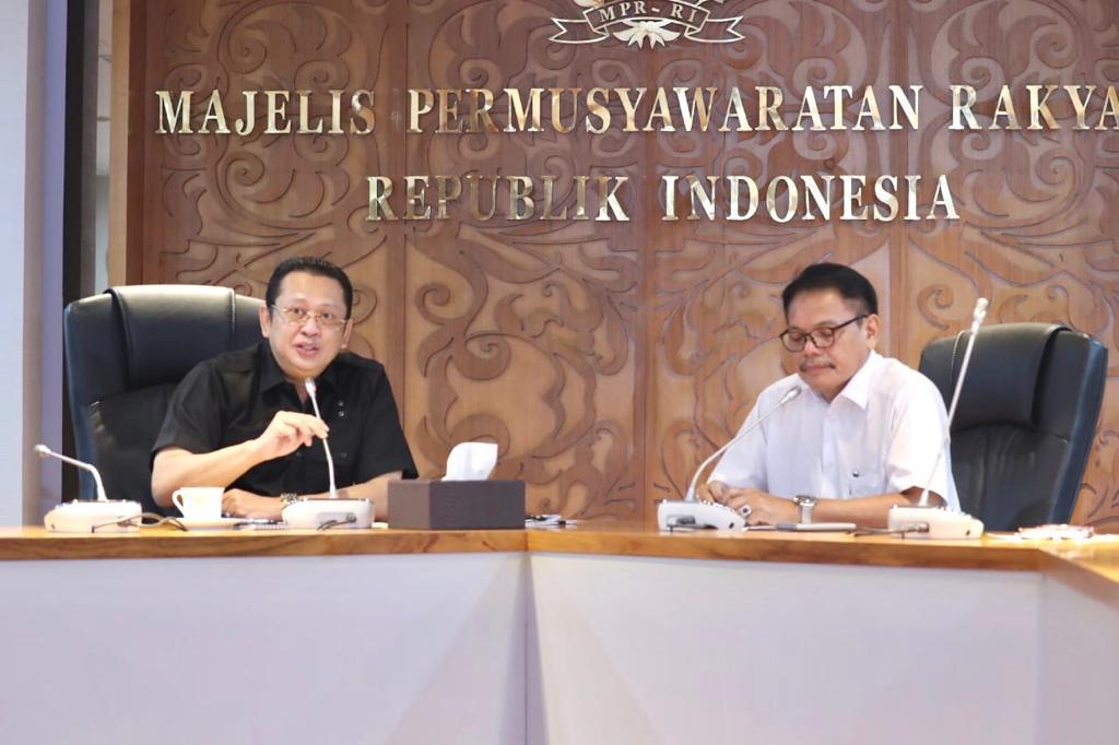 Bamsoet Dorong Stimulus Ekonomi Pemerintah Digunakan Maksimal