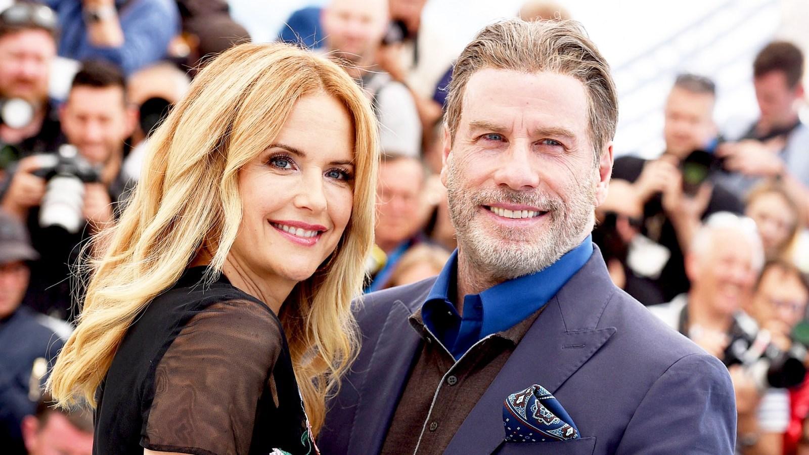 Dua Tahun Berjuang LawanKanker Istri John Travolta Kelly PristonMeninggal Dunia