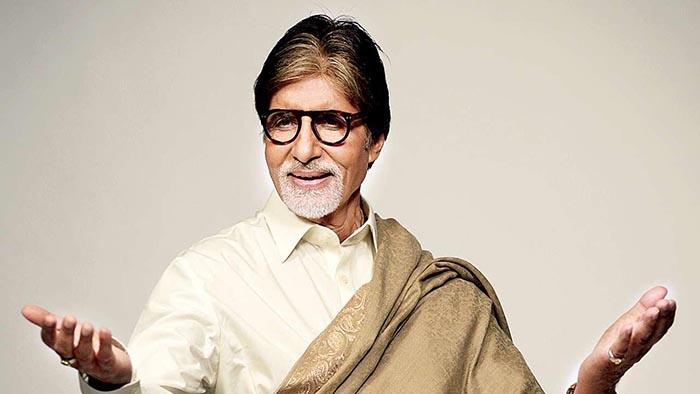 Bintang Bollywood Amitabh Bachchan dan Abhishek Positif Covid-19