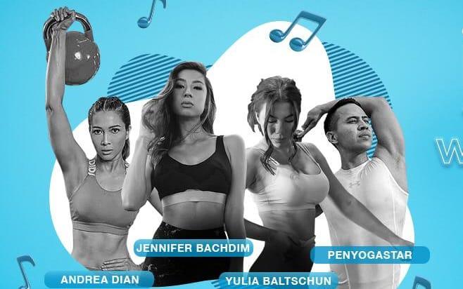 IONATION Siap Menjadi Festival Virtual Olahraga dan Musik Terbesar di Indonesia