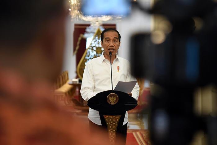 Jokowi: Penegak Hukum yang Suka Memeras Masyarakat Adalah Musuh Bersama