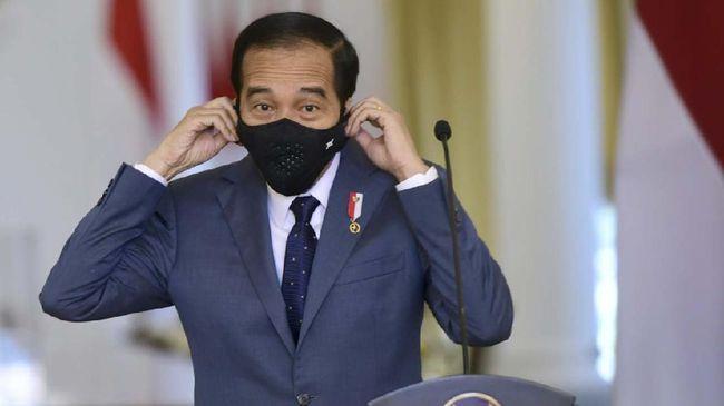 Jokowi: Waspadai Kluster Perkantoran, Keluarga dan Pilkada