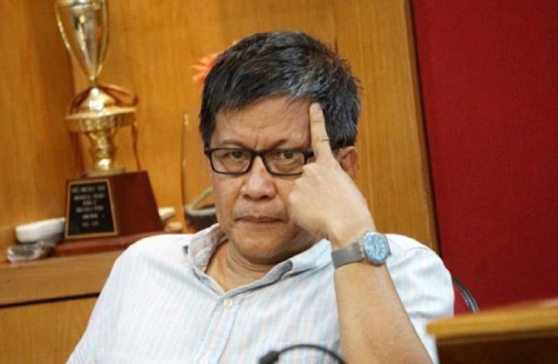 Rocky Gerung: Investor Kabur Karena 59 Negara Mengunci Indonesia