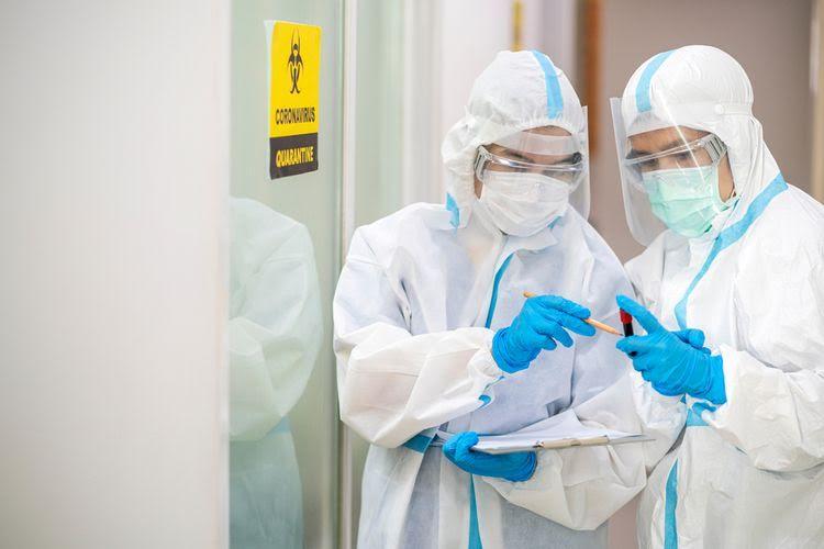 21 Nakes Positif Covid-19, 4 Fasilitas Kesehatan di Manokwari Ditutup