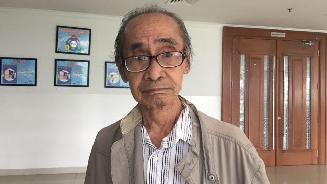 Sutradara Syamsul Fuad Berpulang