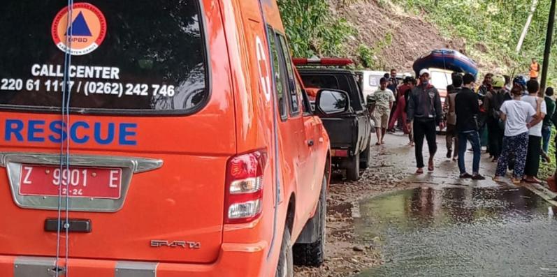 20 Desa Terdampak Banjir di Kabupaten Garut