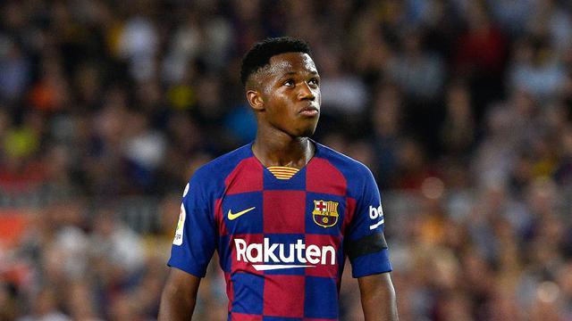Fati Akui Belajar Banyak dari Lionel Messi