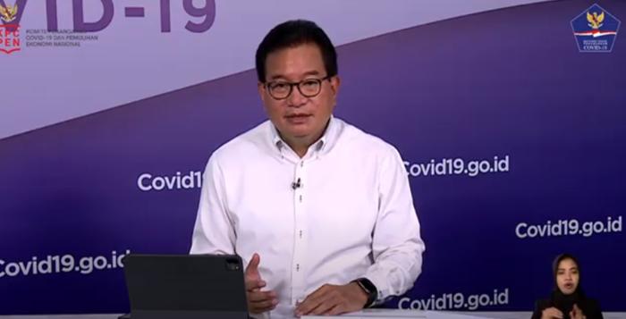 Satgas COVID-19 Luncurkan Fitur BLC Pantau Protokol Kesehatan