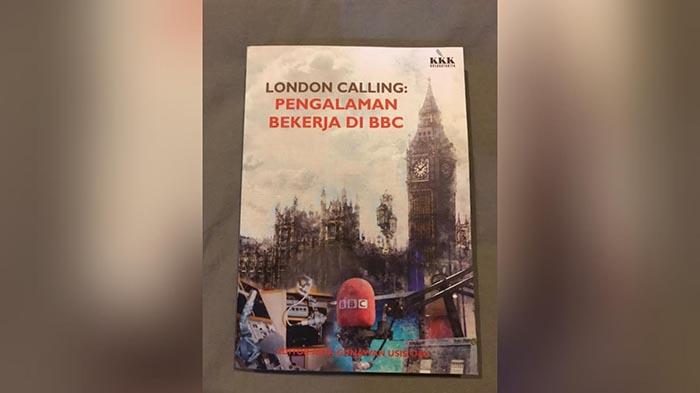 BBC London Siaran Indonesia 71 tahun, Ditandai Peluncuran Buku