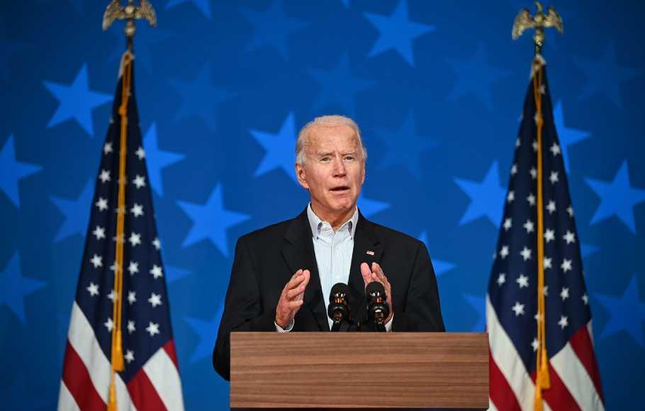 Ini Profil Biden,Pemenang Pilpres AS