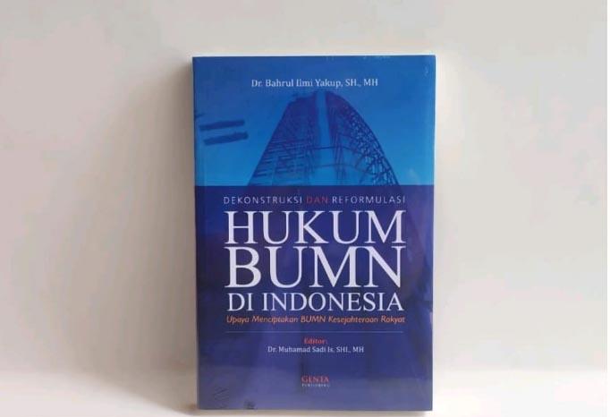 Tentang Buku Hukum BUMN