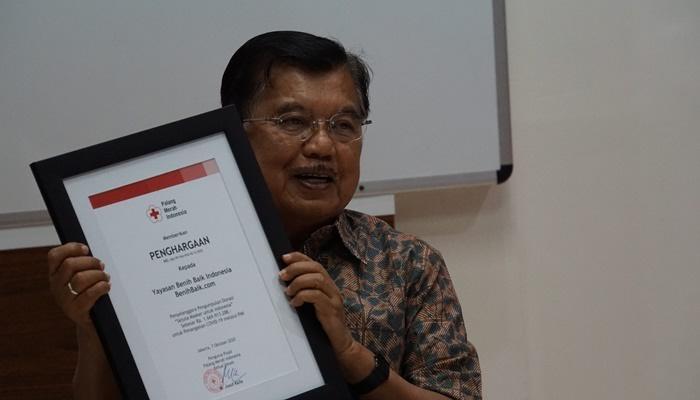 Ketua DMI Jusuf Kalla Sampaikan Bela Sungkawa Kepada Korban Teroris di Sigi