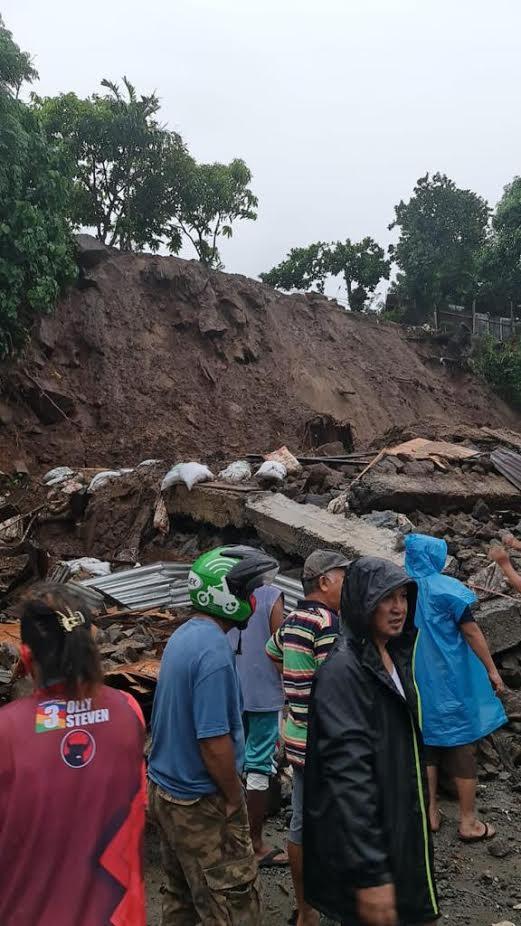 6 Orang Meninggal Dunia Akibat Banjir dan Longsor di Manado
