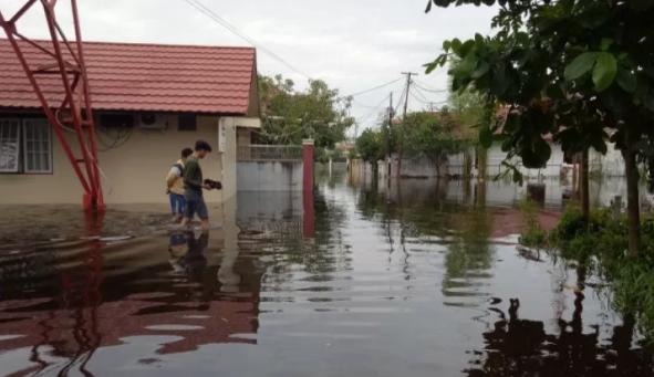 Sebanyak 289 Bangunan Sekolah Rusak Akibat Banjir di Banjarmasin