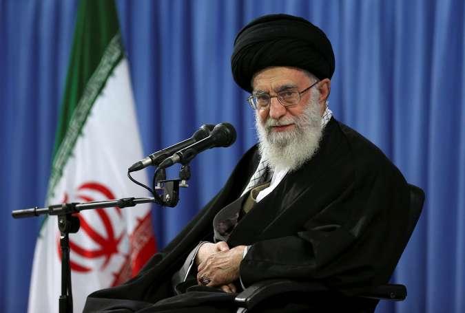 Khamenei Keluarkan Fatwa Kartun Wanita Harus Berhijab