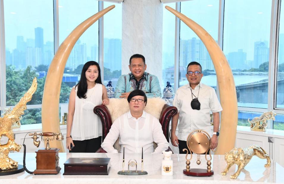 Bamsoet Pastikan Indonesia Siap Jadi Tuan Rumah Balap Motor MXGP 2021