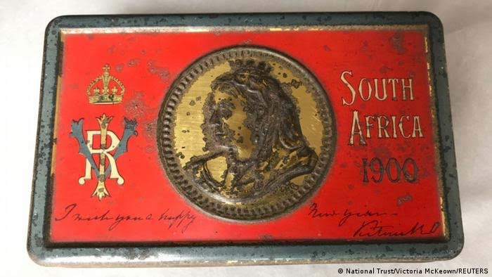 Cokelat dari Ratu Victoria untuk Perang Boer Masih Utuh Setelah 121 tahun