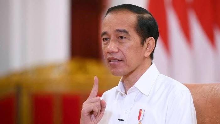 Jokowi Sebut Simbol Garuda Istana Ibu Kota Baru Belum Final