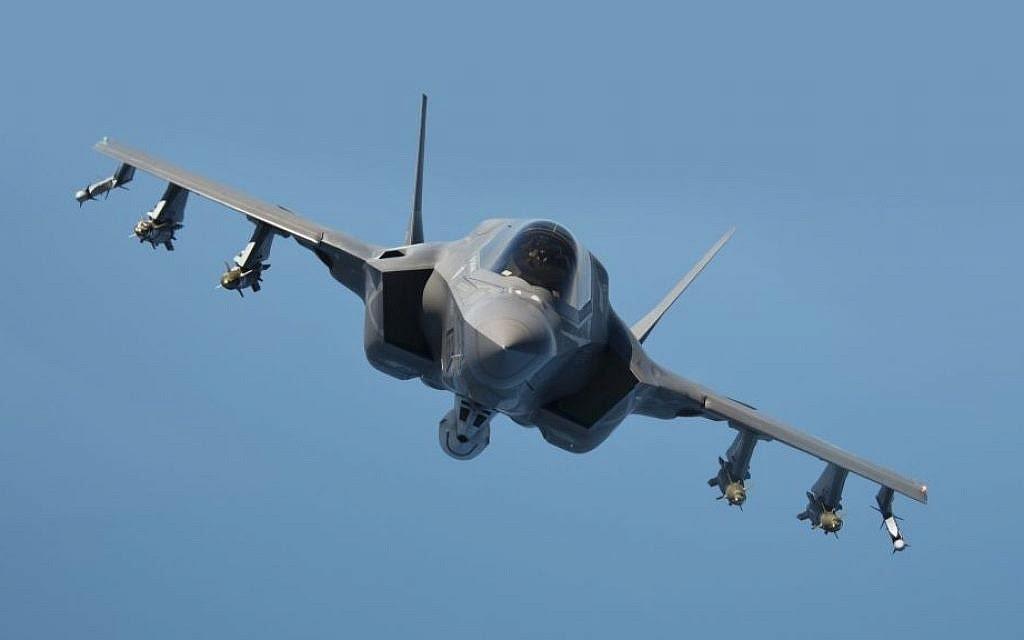 AS Lanjutkan Kesepakatan Penjualan F-35 Ke UEA