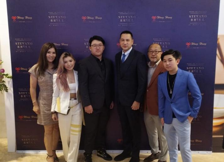 Wonghang Tailor Terus Lakukan Inovasi di Industri Fesyen